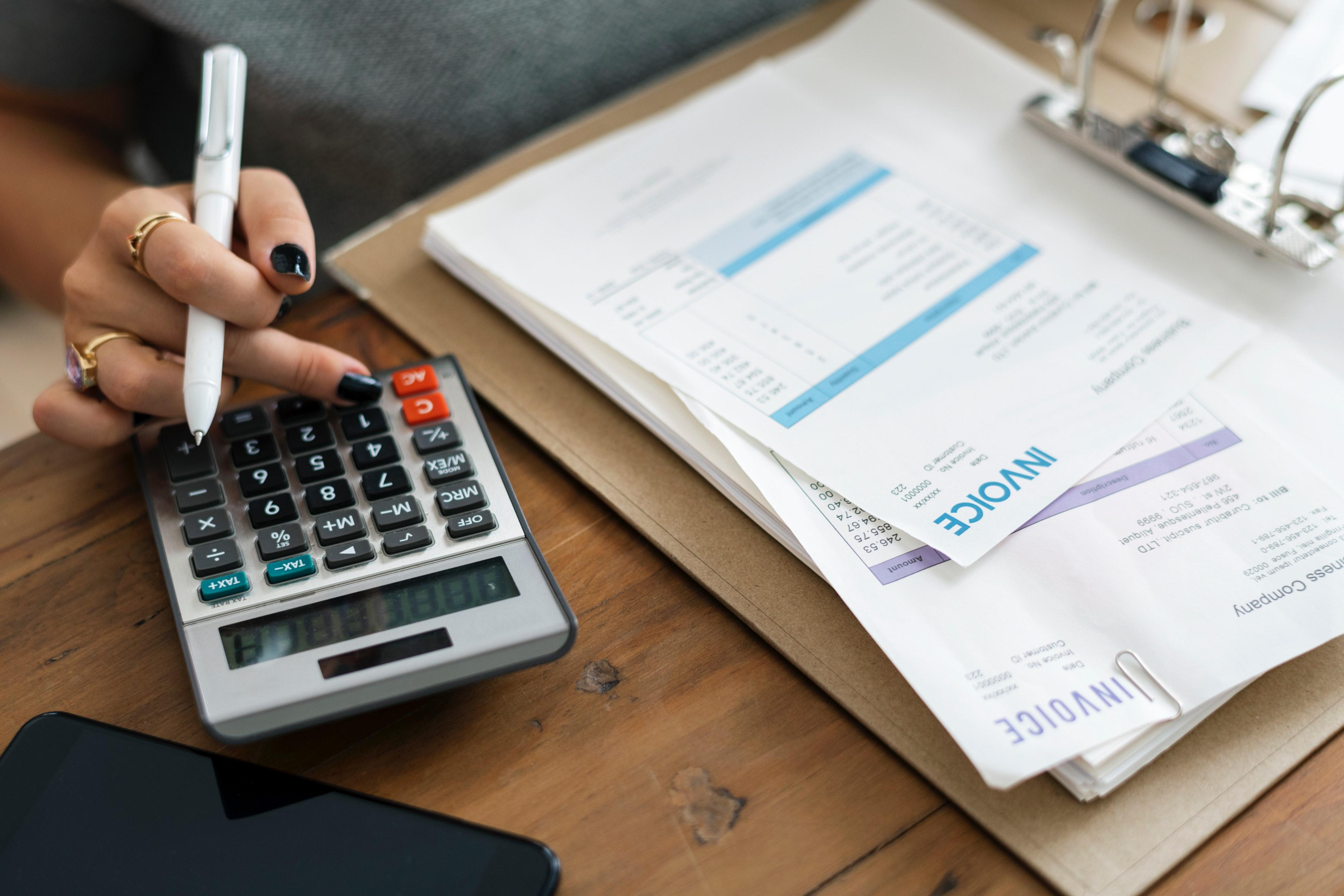 Papierloses Arbeiten: Rechnungen