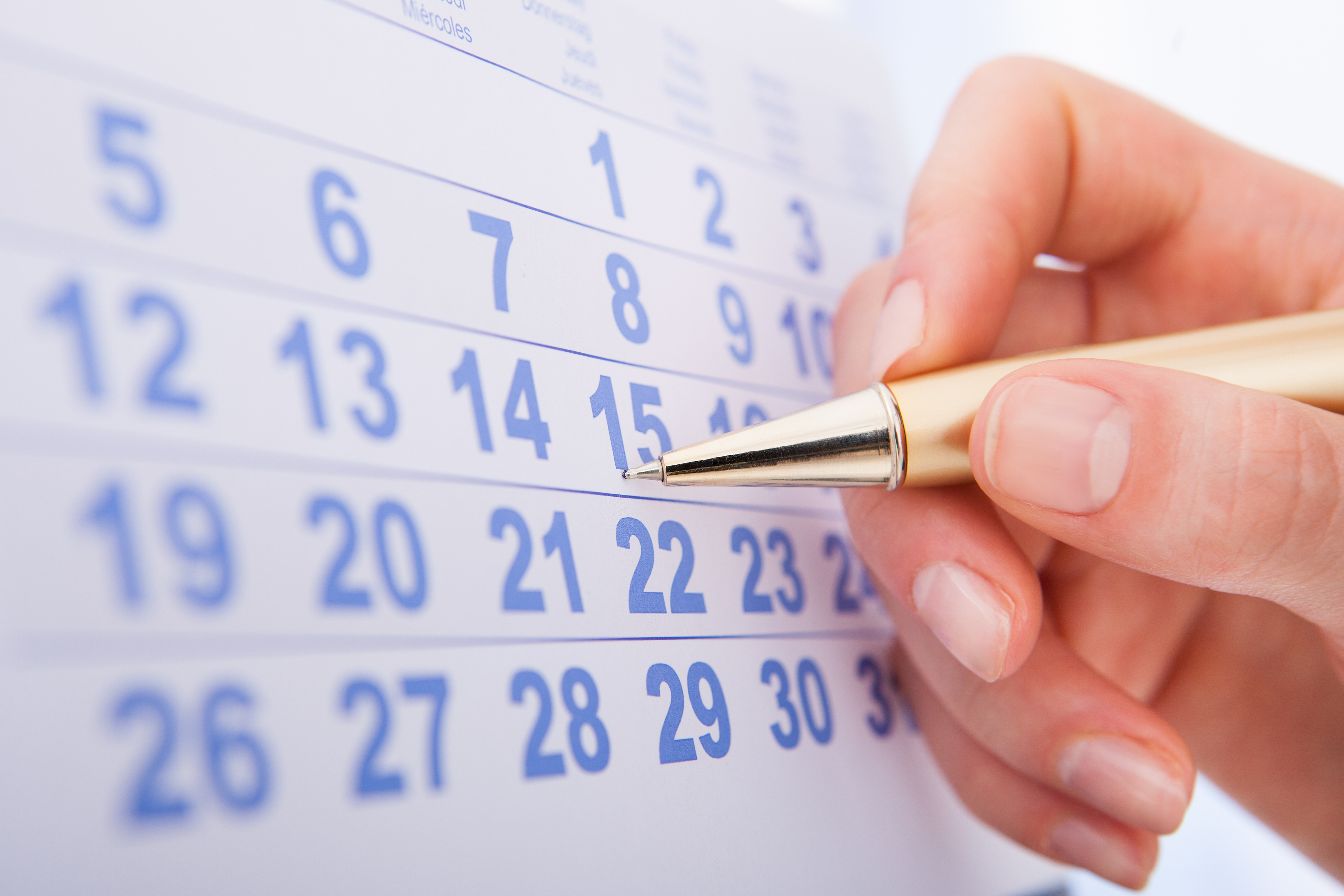 Cloud für das Personalwesen: Vorbei sind die lästigen Kalendermarkierungen