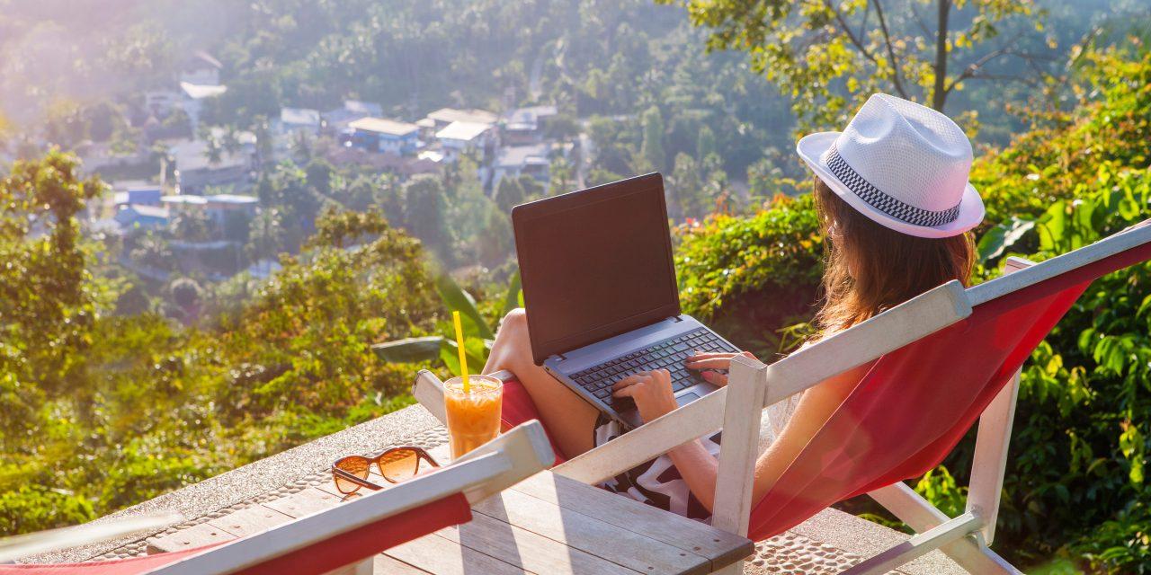 Digitale Nomaden — Eine neue Ära des Arbeitens?