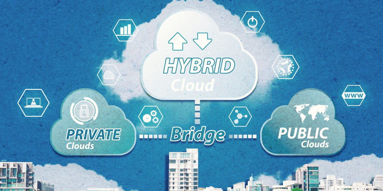 Cloud-Wissen: Was ist Hybrid Cloud Computing?