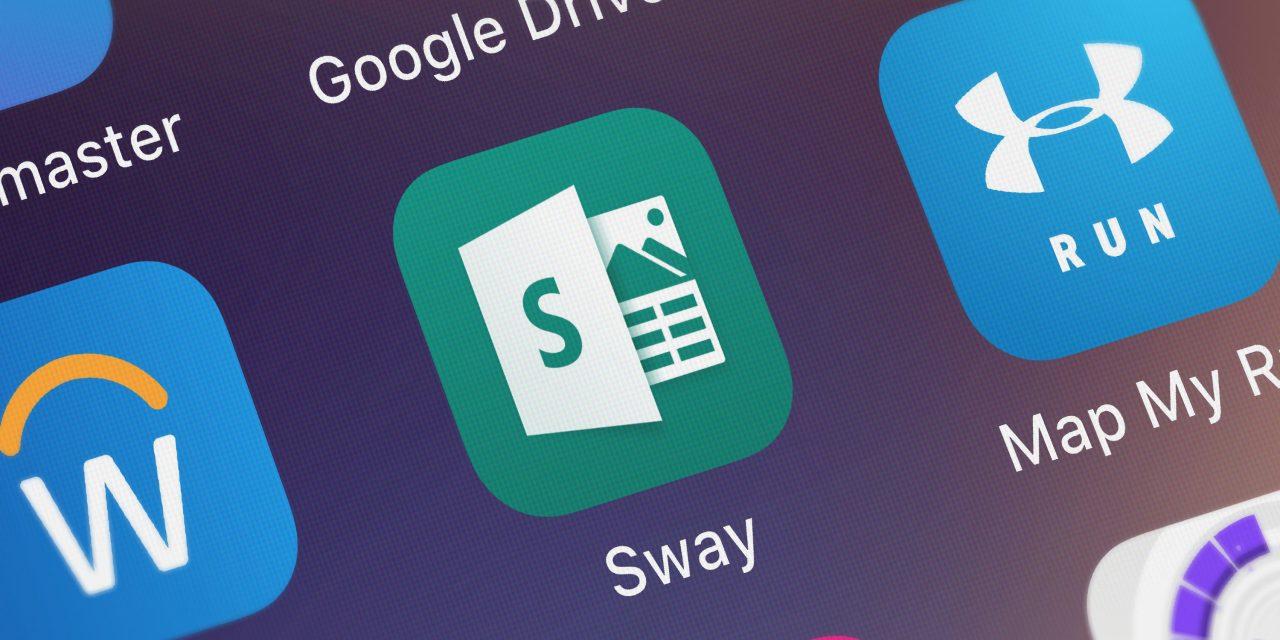 Office 365: Was ist eigentlich Microsoft Sway?