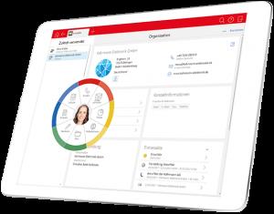 Kontaktmanagement- Einfach und schnell