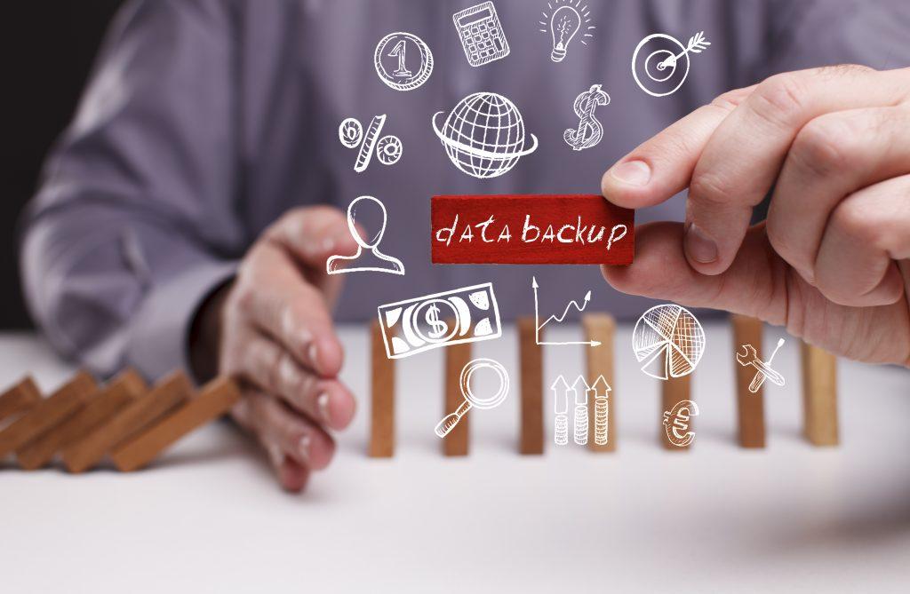 Backups zur SIcherung der Daten